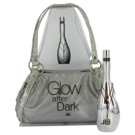 Glow After Dark Perfume – Gift Set 100ml Eau De Toilette Includes (100ml Eau De Toilette Spray + Patent Bag) by Jennifer Lopez