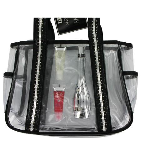 Glow After Dark Perfume – Gift Set 50ml Eau De Toilette Includes (50ml Eau De Toilette Spray + 2 Lip Glosses + Bag) by Jennifer Lopez