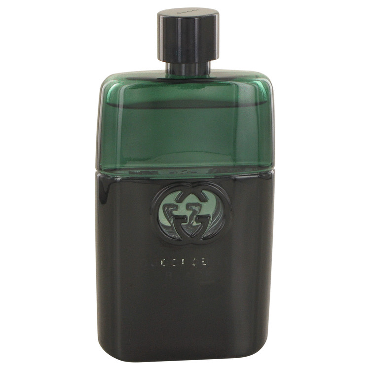 b04ed8dd465 Gucci Guilty Black Cologne Spray – Gift Set 90ml After Shave by Gucci