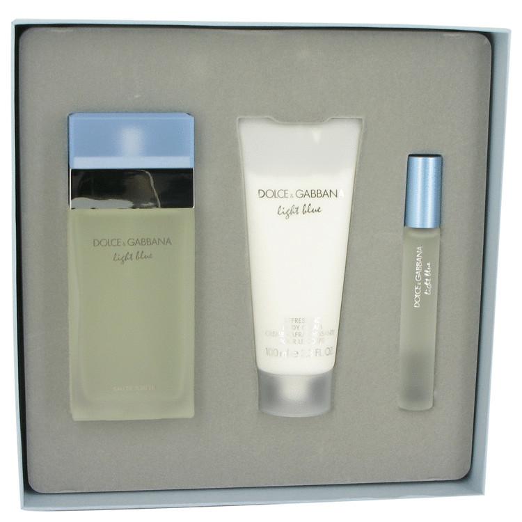 03629f8114da57 Light Blue Perfume – Gift Set 100ml Eau De Toilette Includes (100ml Eau De  Toilette