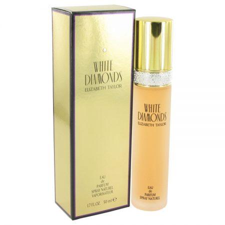 WHITE DIAMONDS by Elizabeth Taylor Eau De Parfum Spray 50ml for Women by