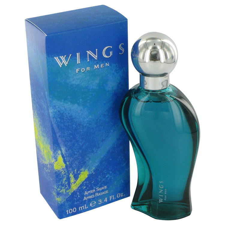 WINGS by Giorgio Beverly Hills After Shave 100ml for Men