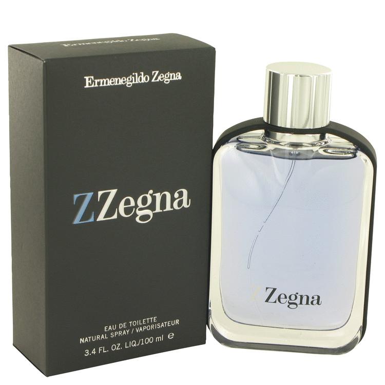 Z Zegna by Ermenegildo Zegna Eau De Toilette Spray 100ml for Men