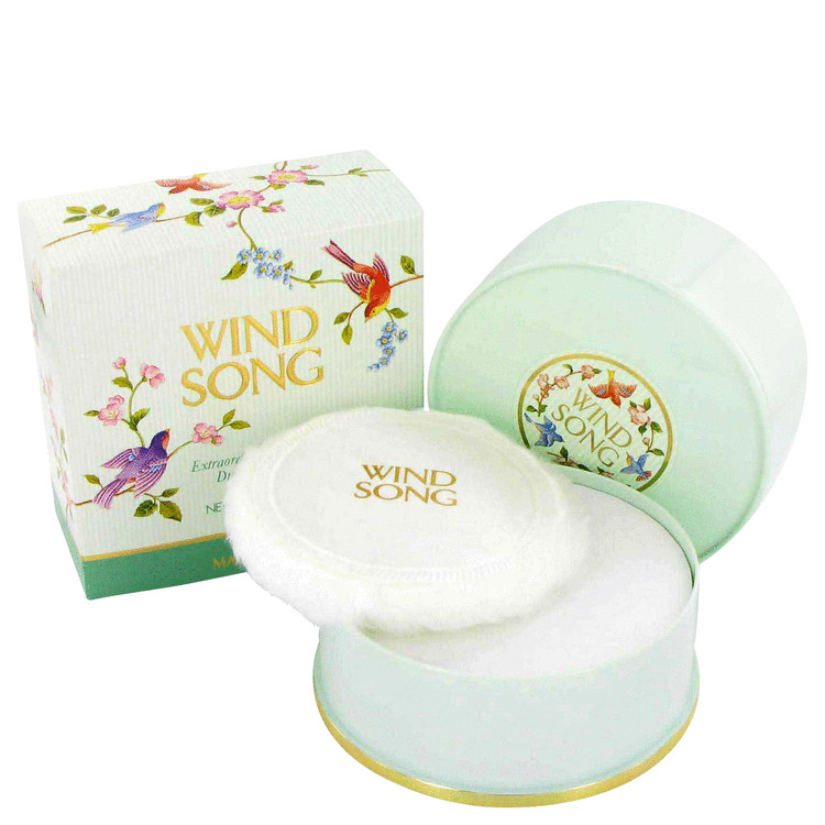 WIND SONG by Prince Matchabelli Dusting Powder 120ml for Women