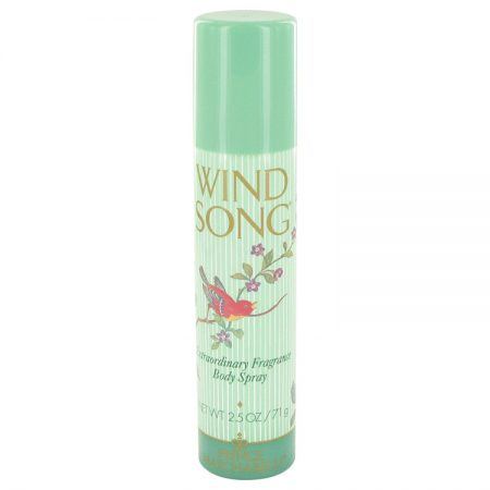 WIND SONG by Prince Matchabelli Deodorant Spray 75ml for Women by