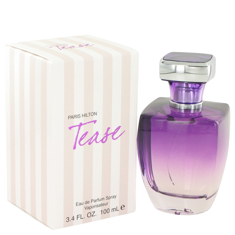 Paris Hilton Tease by Paris Hilton Eau De Parfum Spray 100ml for Women