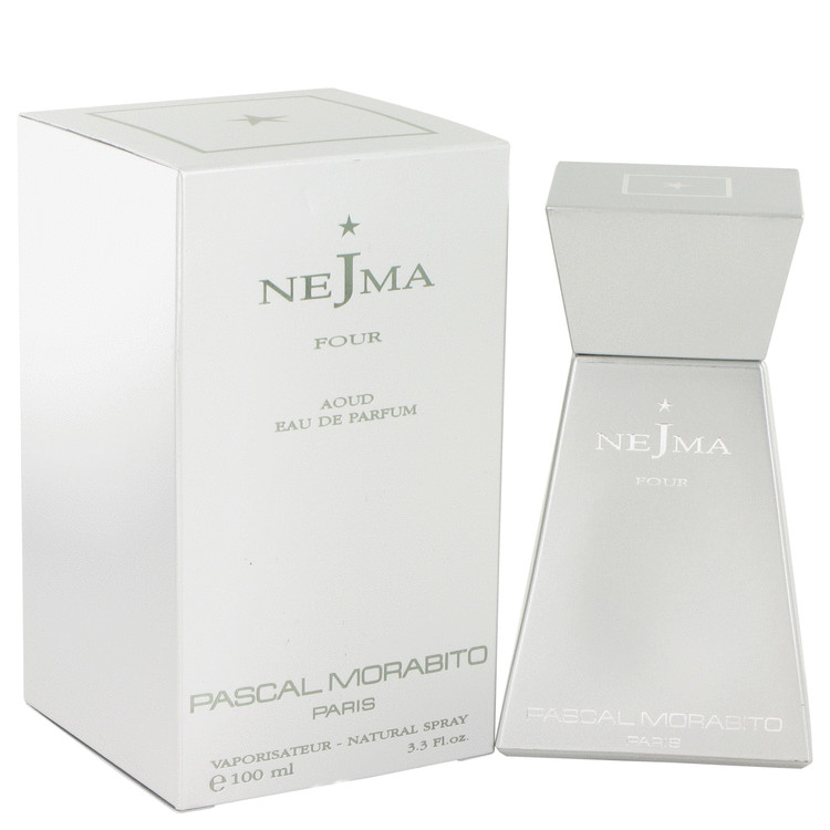 Nejma Aoud Four by Nejma Eau De Parfum Spray 100ml for Men