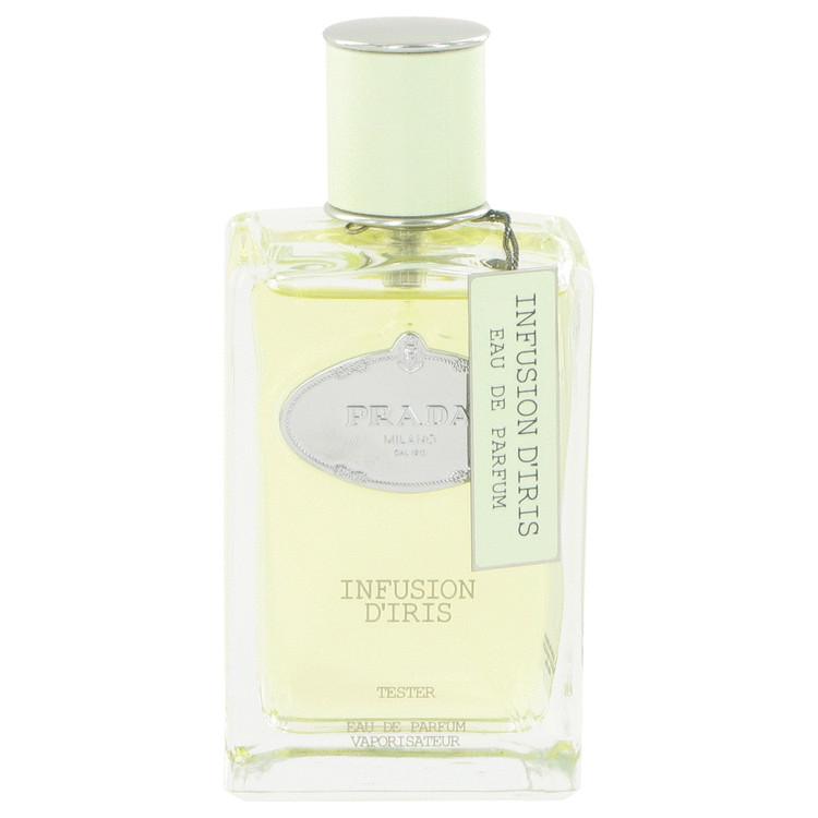 Prada Infusion D'iris by Prada Eau De Parfum Spray (Tester) 100ml for Women