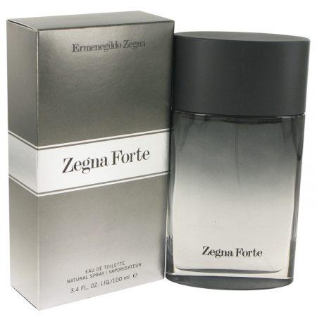 Zegna Forte by Ermenegildo Zegna Eau De Toilette Spray 100ml for Men by