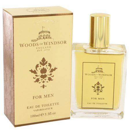 Woods of Windsor by Woods of Windsor Eau De Toilette Spray 100ml for Men by