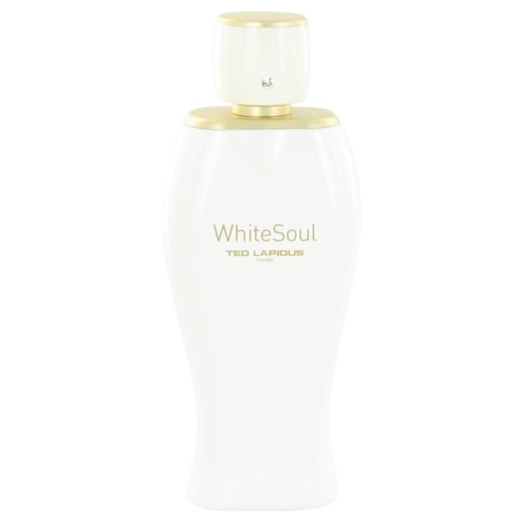 White Soul by Ted Lapidus Eau De Parfum Spray (unboxed) 100ml for Women