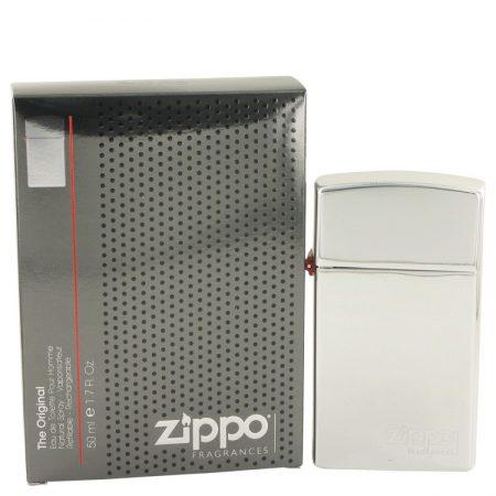 Zippo Original by Zippo Eau De Toilette Spray Refillable 50ml for Men by