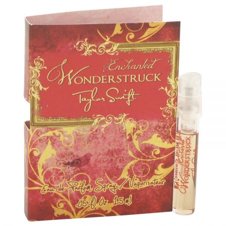 Wonderstruck Enchanted by Taylor Swift Vial (sample) 4.5ml for Women by