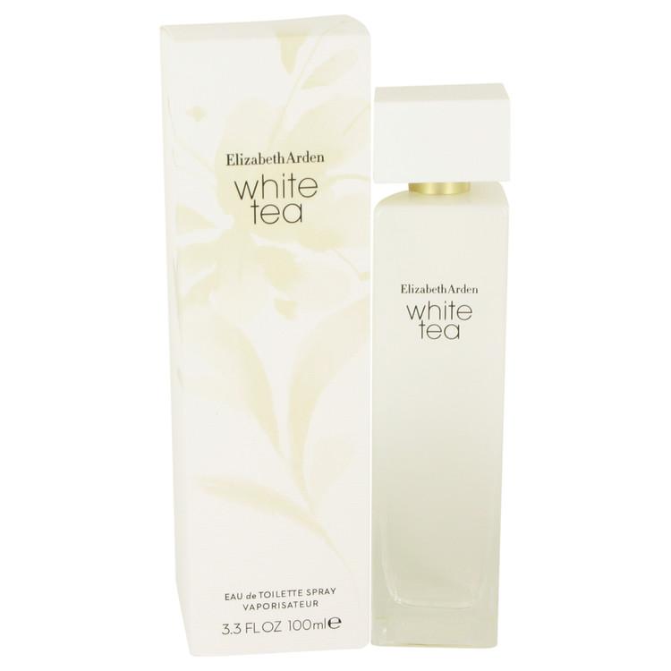 White Tea by Elizabeth Arden Eau De Toilette Spray 100ml for Women