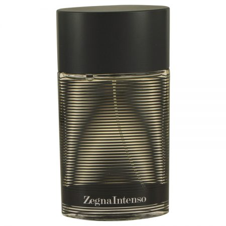 Zegna Intenso by Ermenegildo Zegna Eau De Toilette Spray (unboxed) 100ml for Men by