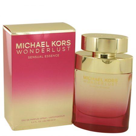 Wonderlust Sensual Essence by Michael Kors Eau De Parfum Spray 100ml for Women by