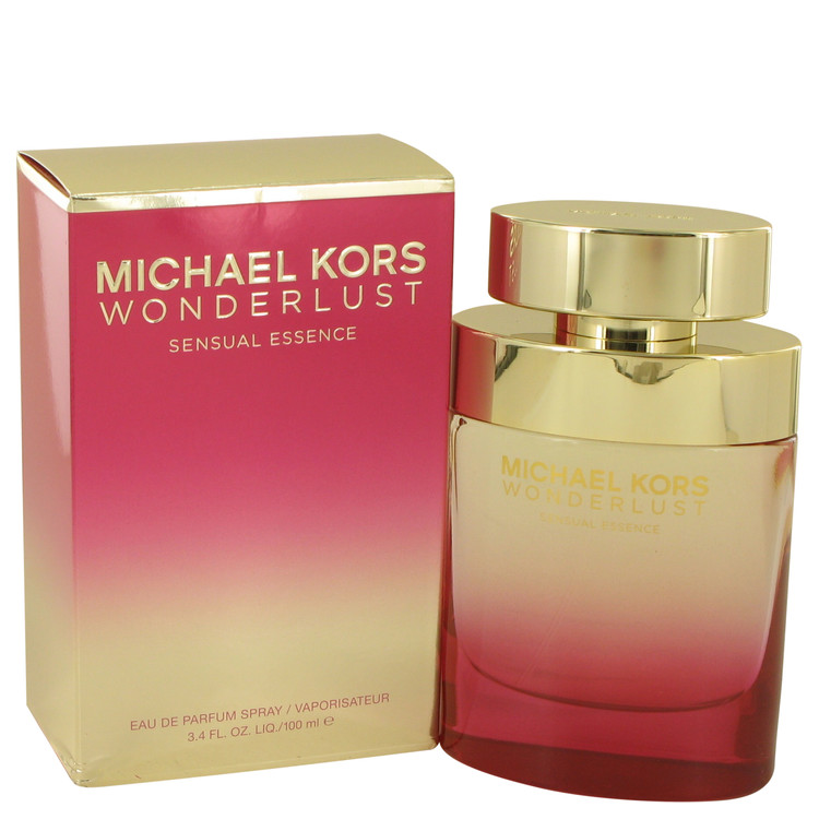 Wonderlust Sensual Essence by Michael Kors Eau De Parfum Spray 100ml for Women