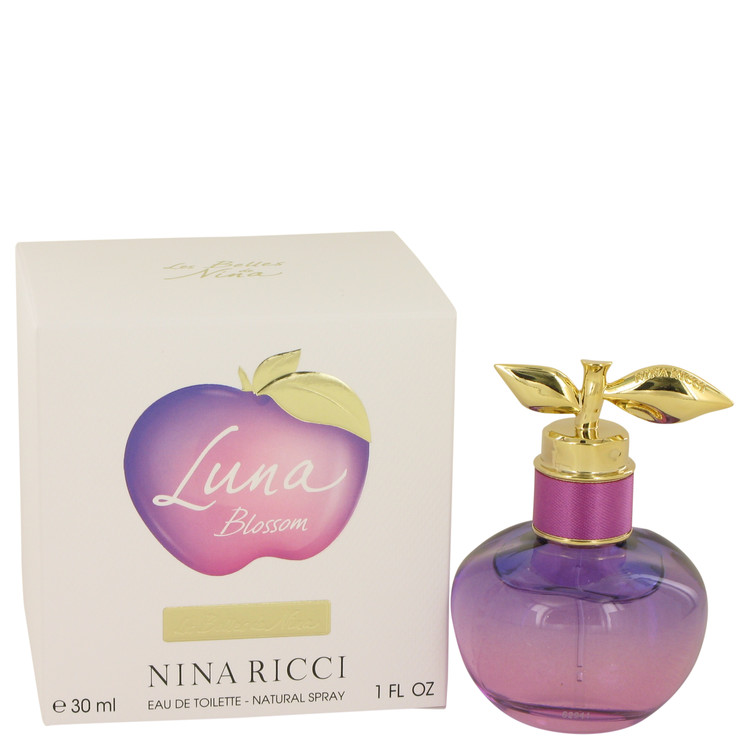 Nina Luna Blossom by Nina Ricci Eau De Toilette Spray 30ml for Women