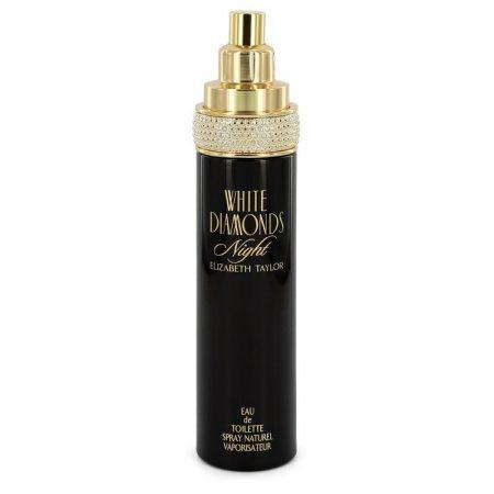 White Diamonds Night by Elizabeth Taylor Eau De Toilette Spray (Tester) 100ml for Women by