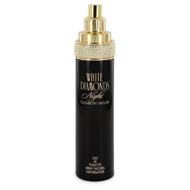 White Diamonds Night by Elizabeth Taylor Eau De Toilette Spray (Tester) 100ml for Women