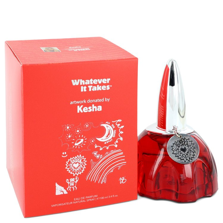Whatever It Takes Kesha by Whatever it Takes Eau De Parfum Spray 100ml for Women