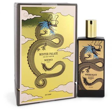 Winter Palace by Memo Eau De Parfum Spray (Unisex) 75ml for Women by