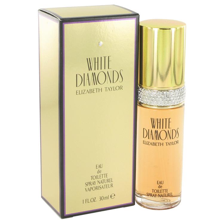 WHITE DIAMONDS by Elizabeth Taylor Eau De Toilette Spray 30ml for Women