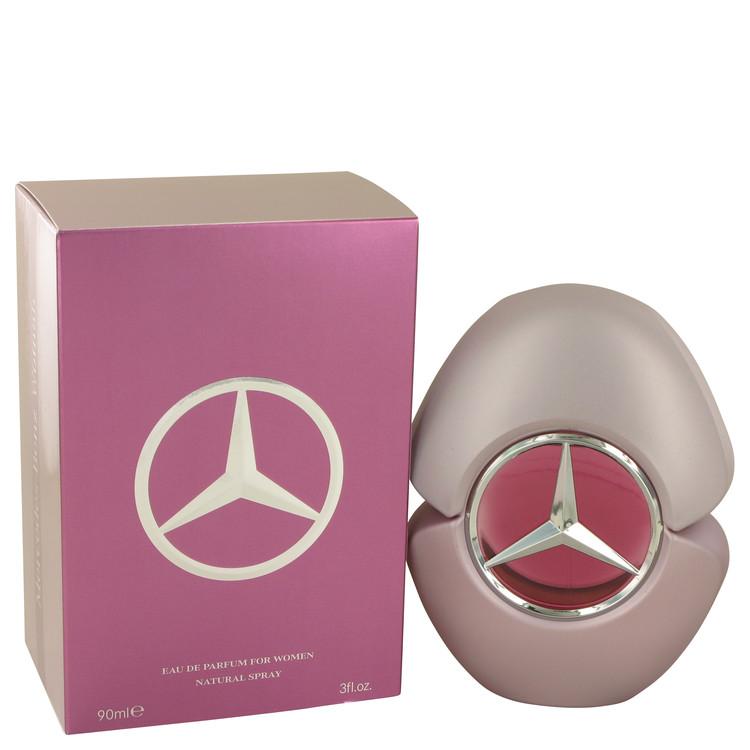 Mercedes Benz Woman by Mercedes Benz Eau De Parfum Spray 90ml for Women