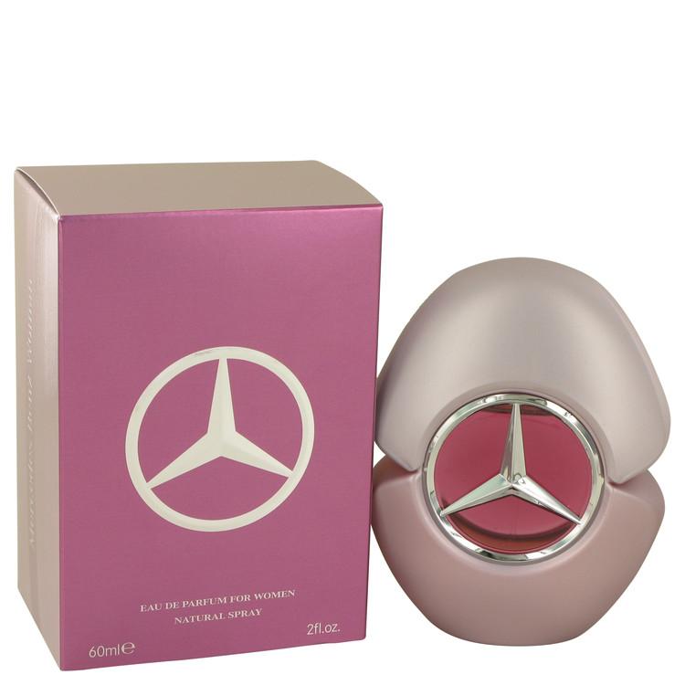 Mercedes Benz Woman by Mercedes Benz Eau De Parfum Spray 60ml for Women