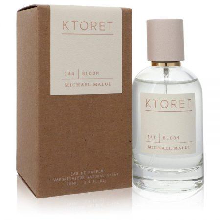 Ktoret 144 Bloom by Michael Malul Eau De Parfum Spray 100ml for Women by