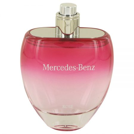Mercedes Benz Rose by Mercedes Benz Eau De Toilette Spray (Tester) 90ml for Women by