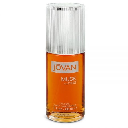 JOVAN MUSK by Jovan Cologne Spray (unboxed) 90ml for Men by