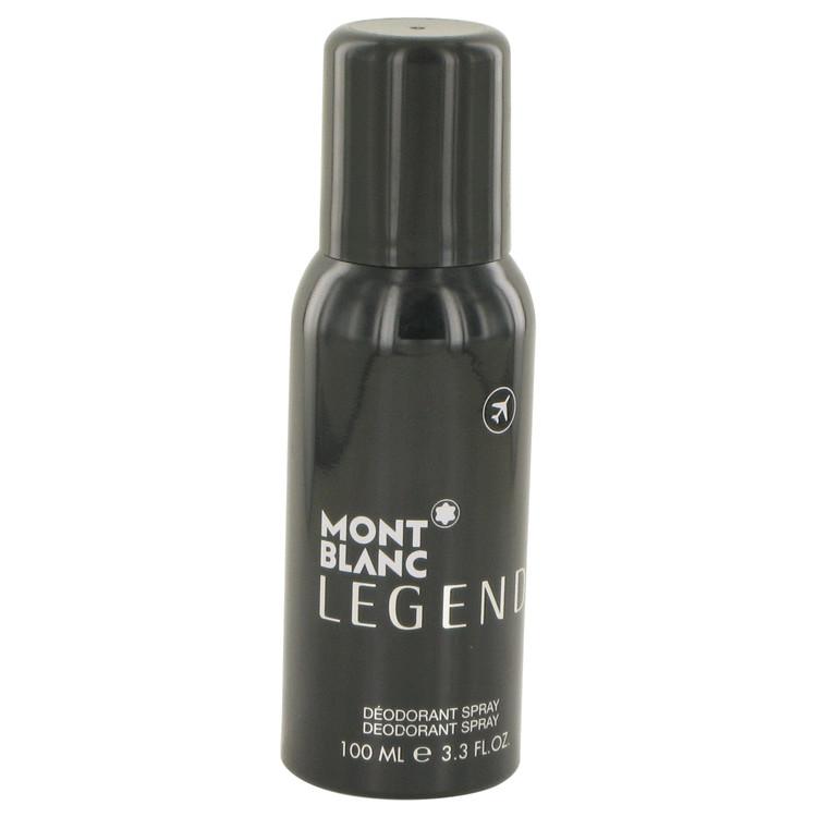 MontBlanc Legend by Mont Blanc Deodorant Spray 100ml for Men