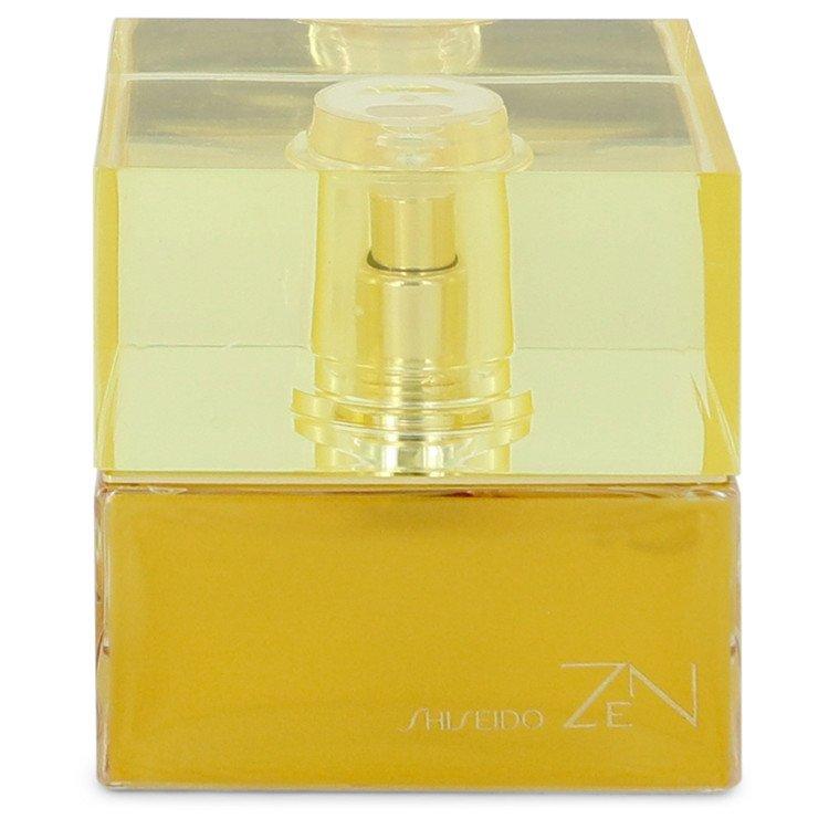 Zen by Shiseido Eau De Parfum Spray (unboxed) 50ml for Women