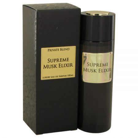 Private Blend Supreme Musk Elixir by Chkoudra Paris Eau De Parfum Spray 100ml for Women by