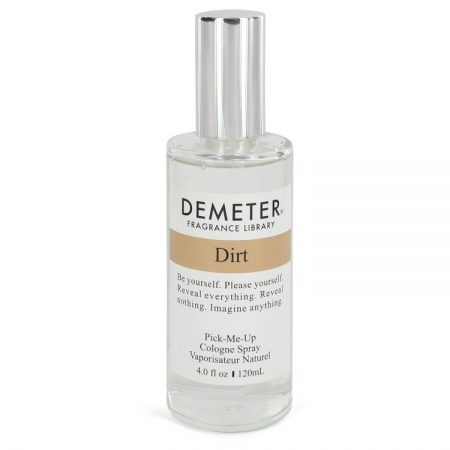 Demeter Dirt by Demeter Cologne Spray (unboxed) 120ml  for Men by