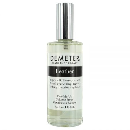 Demeter Leather by Demeter Cologne Spray (unboxed) 120ml  for Women by