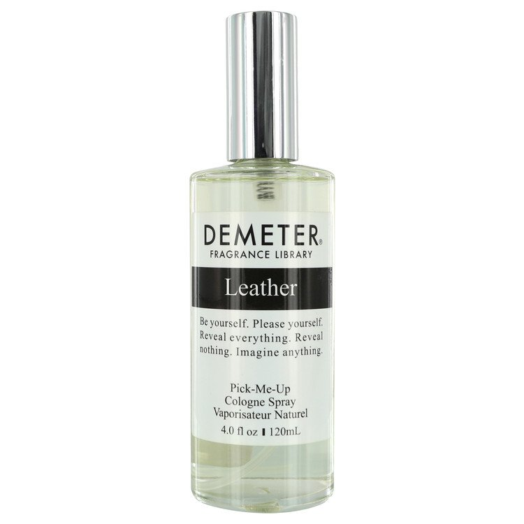 Demeter Leather by Demeter Cologne Spray (unboxed) 120ml  for Women
