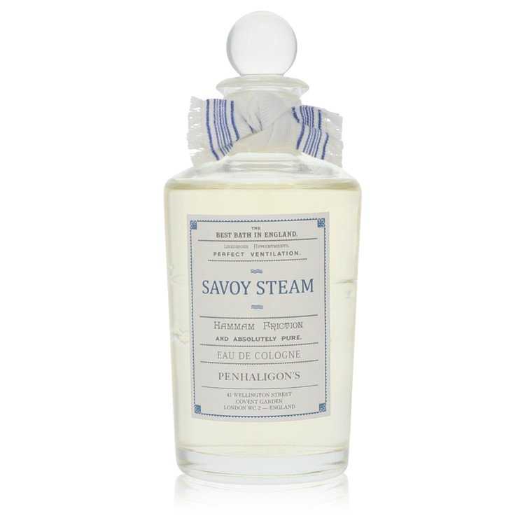 Savoy Steam by Penhaligon's Eau De Cologne (Unisex )unboxed 200ml for Men