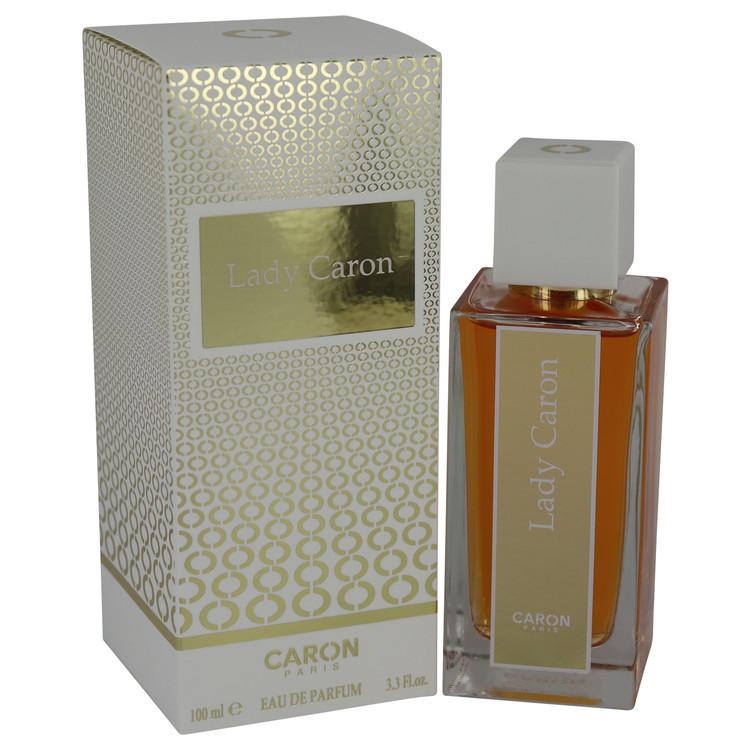 Lady Caron by Caron Eau De Parfum Spray (New Packaging )unboxed 100ml for Women