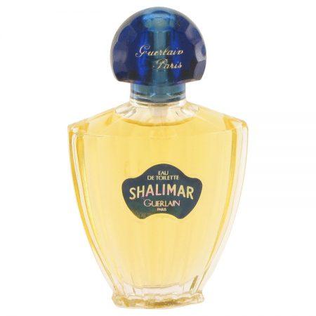 SHALIMAR by Guerlain Eau De Toilette Spray (unboxed) 50ml for Women by