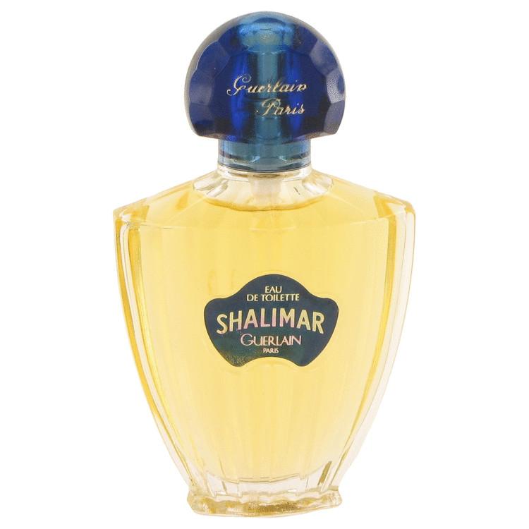 SHALIMAR by Guerlain Eau De Toilette Spray (unboxed) 50ml for Women
