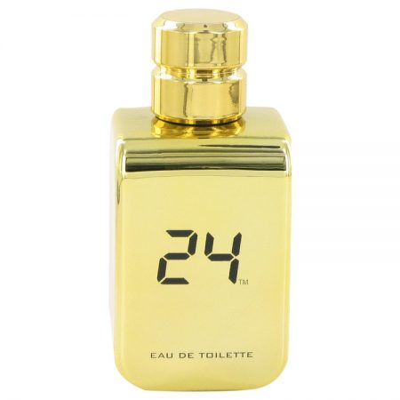 24 Gold The Fragrance by ScentStory Eau De Toilette Spray (unboxed) 100ml for Men by