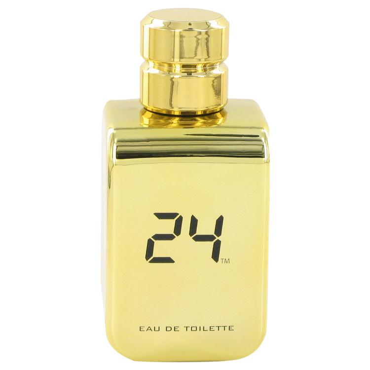 24 Gold The Fragrance by ScentStory Eau De Toilette Spray (unboxed) 100ml for Men