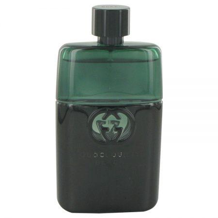 Gucci Guilty Black by Gucci Eau De Toilette Spray (unboxed) 90ml for Men by
