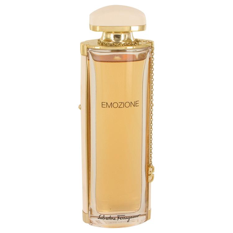 Emozione by Salvatore Ferragamo Eau De Parfum Spray (unboxed) 90ml for Women