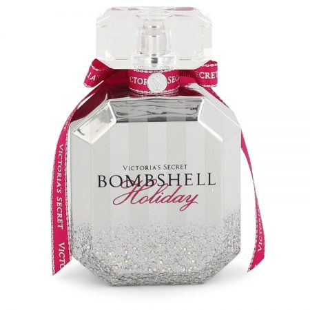 Bombshell by Victoria's Secret Eau De Parfum Spray (Holiday Packaging unboxed) 50ml  for Women by