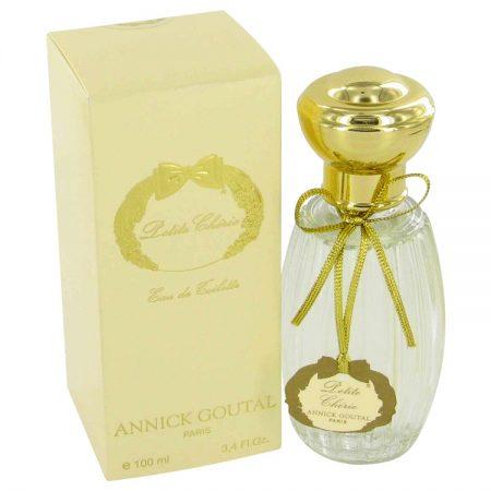 Petite Cherie by Annick Goutal Eau De Parfum Refillable  (unboxed) 100ml for Women by