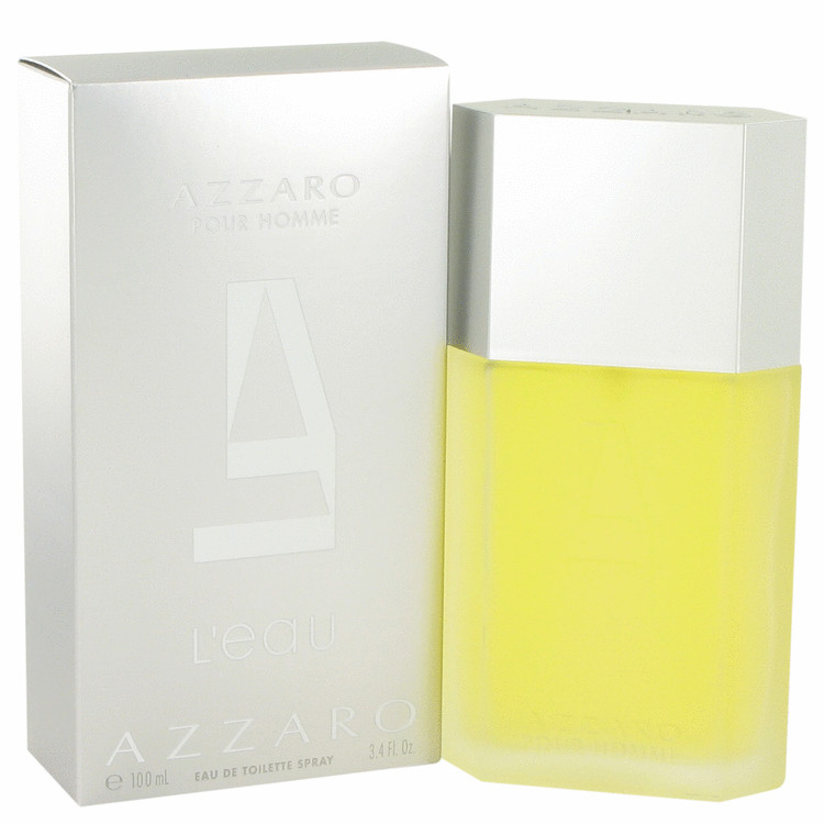 Azzaro L'eau by Azzaro Eau De Toilette Spray (unboxed) 50ml for Men