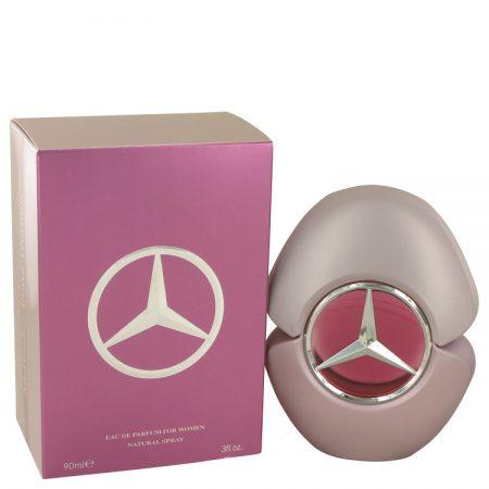 Mercedes Benz Woman by Mercedes Benz Eau De Parfum Spray (unboxed) 60ml for Women by